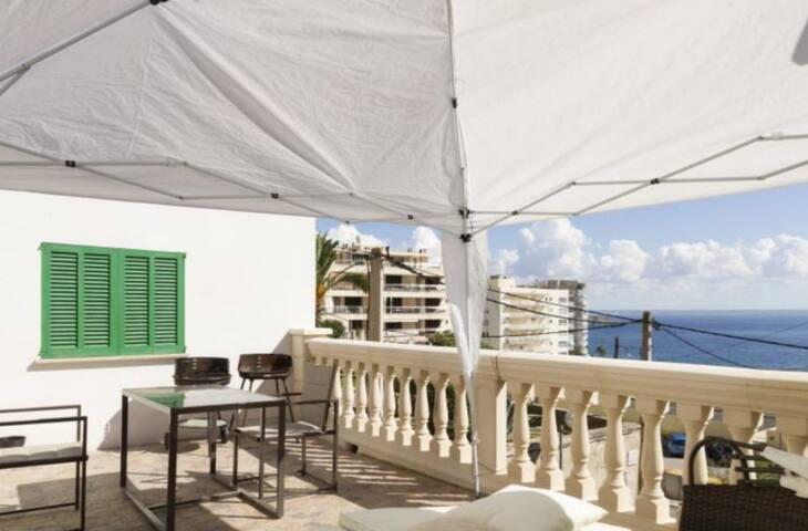Apartamento cerca del Mar
