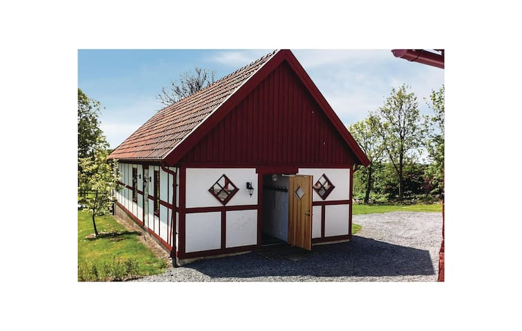 Holiday cottage with 2 bedrooms on 70 m² in Sjöbo