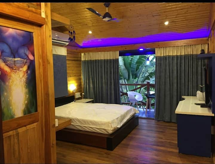 Resort Style Villa located in the Heart of Goa.