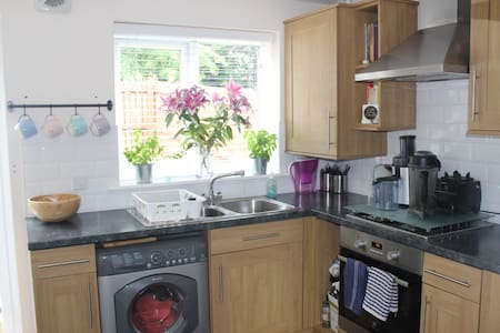 Stylish 1BR house in Yorkshire, Great for Couples