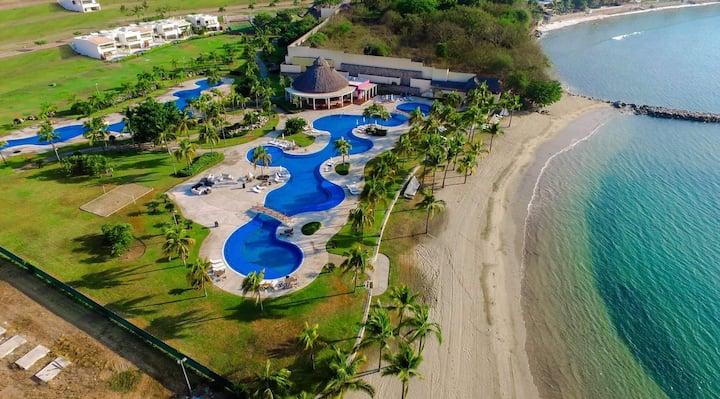 Villa B Nayar 115 gated community & Beach Club
