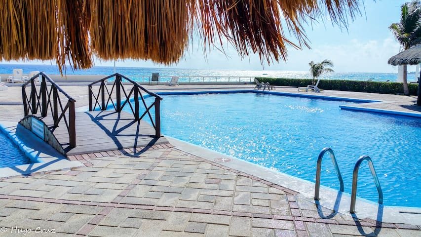 ★El Pez Condo - Beach & Pool - Best Location★