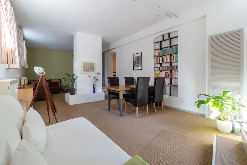 40 m² Wohnstudio