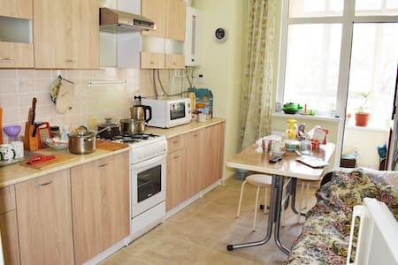Уютная квартира в 500 метрах от моря - Kabardinka - Wohnung