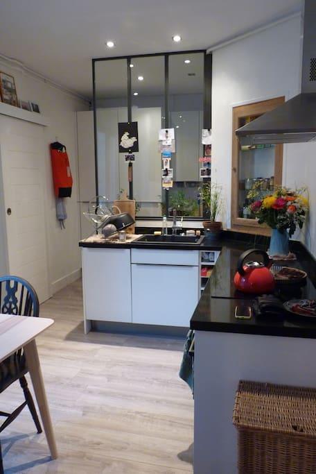 La cuisine // kitchen