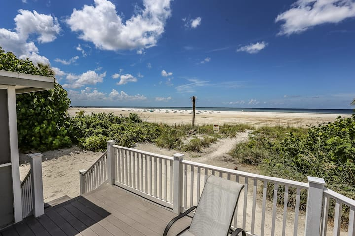 Welcome to Your Beachfront Vacation in Paradise at 6140 Court Street