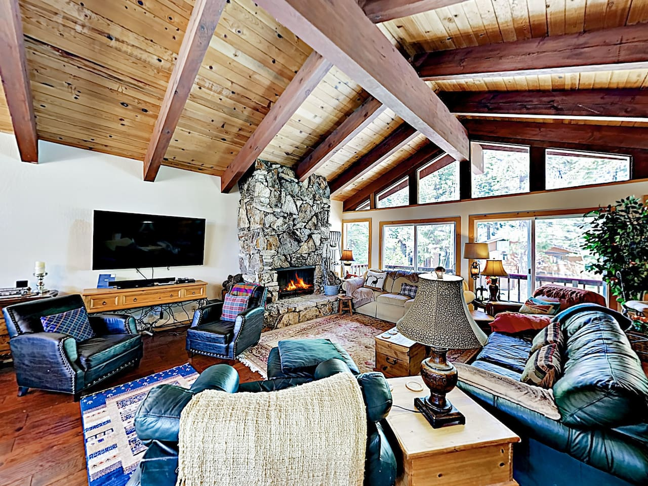 Welcome to Tahoe City! This home is professionally managed by TurnKey Vacation Rentals.