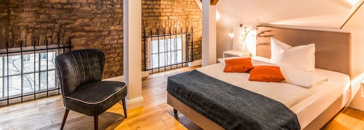 Großzügiges 4-Zimmer-Apartment im Hotel Oderberger