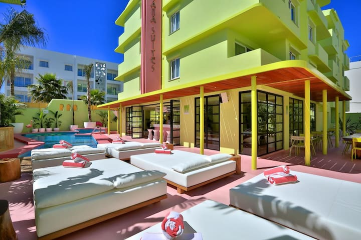 Tropicana Ibiza - Junior Suite - Playa den Bossa