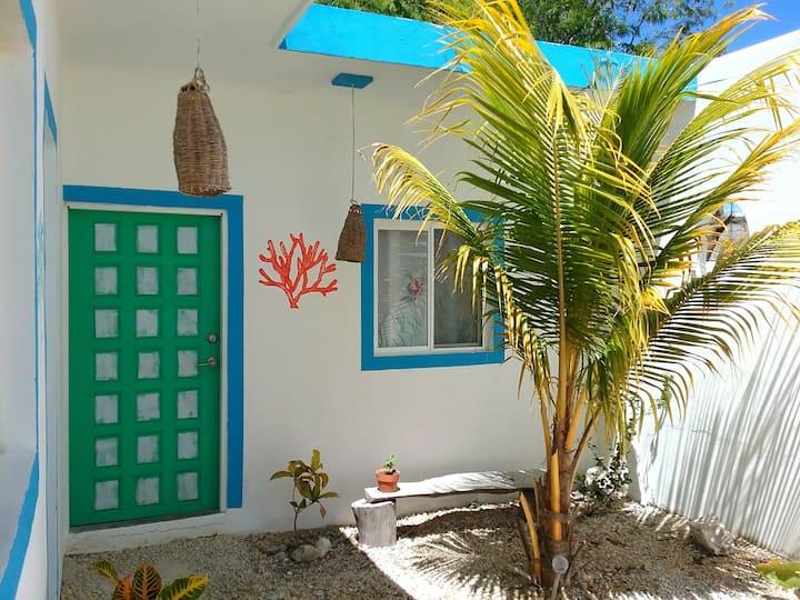 Coralina Room @ Casa Sueno Caribeno Inn & Spa