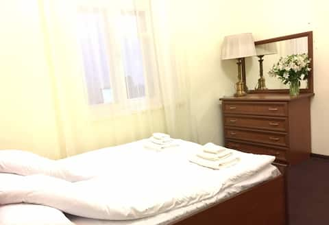 Private Room in Areva Hostel