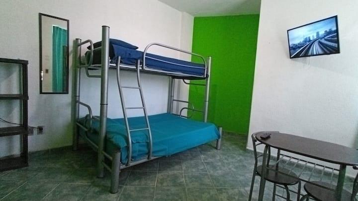 Habitación Tonic en Condesa Acapulco