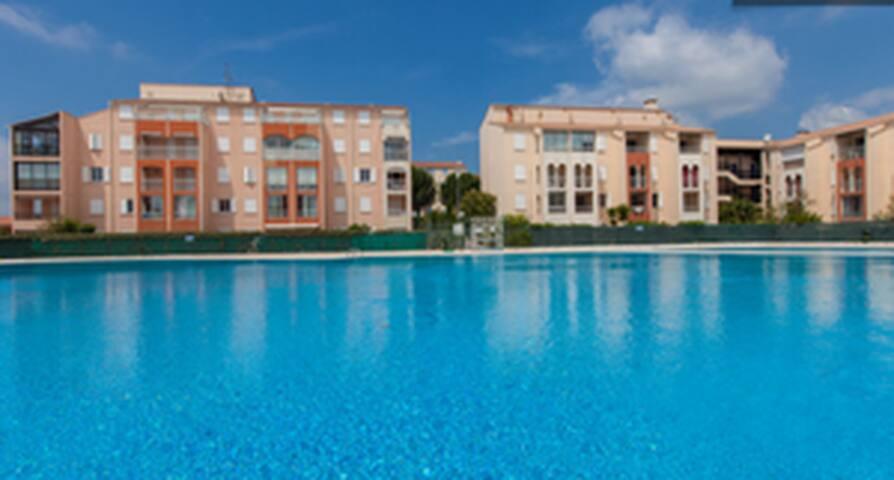 Résidence de vacance - Fréjus - Apto. en complejo residencial