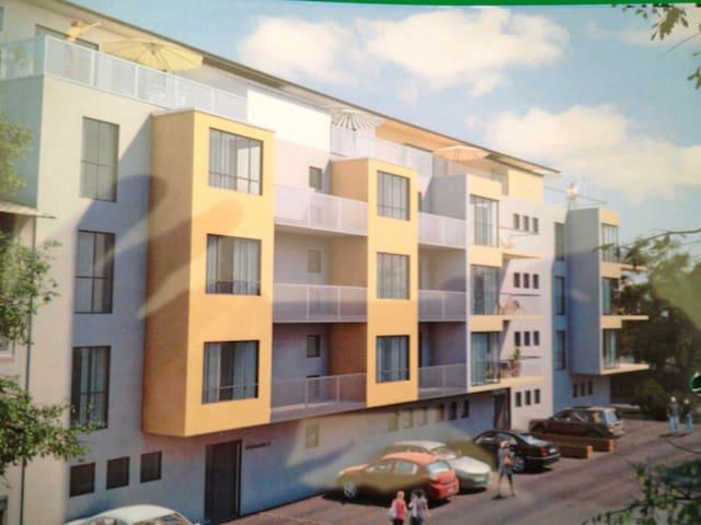 Ferienwohnung an der Mangfall - Kolbermoor - Apartamento