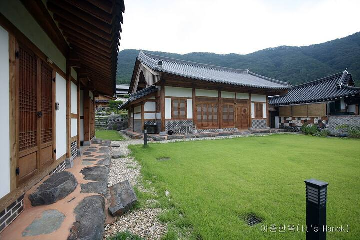 Georgeous Korean Traditional House(이층한옥) - Damyang-gun - Casa de campo