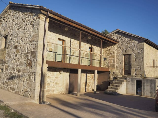 Alquiler Casa Rural.  Chantada. Ribeira Sacra