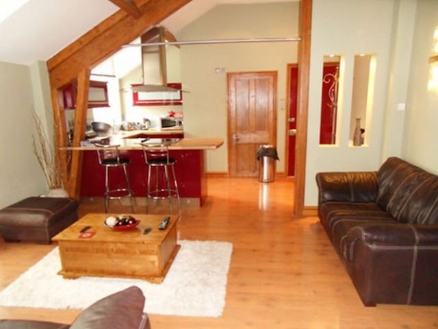 MISS POTTERS LOFT, Bowness on Windermere - Bowness on Windermere - Dom