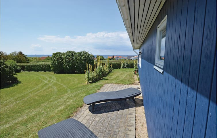 Holiday cottage with 2 bedrooms on 70m² in Slagelse