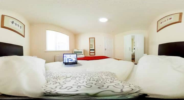 Dominick St Apartments. 1 Bedroom Apartment.