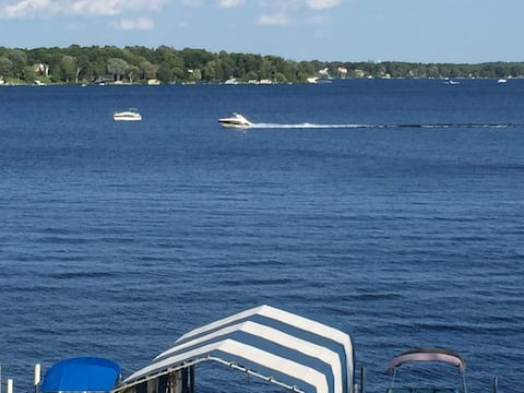 Get away on Lake Minnetonka