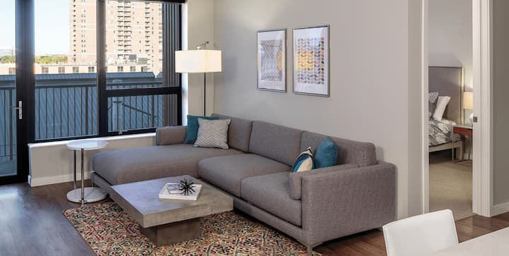 Entire apartment for you | 1BR in Minneapolis