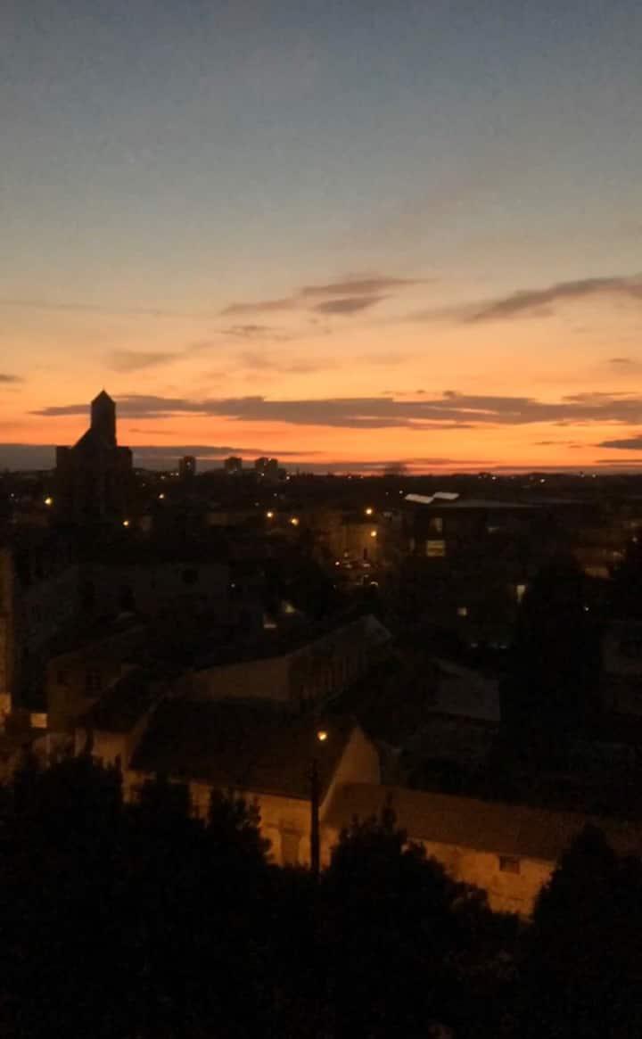 Appartement centre ville Niort