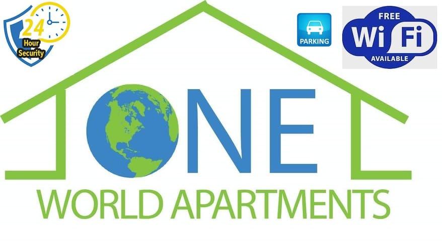 One World Apartments Bamburi 1