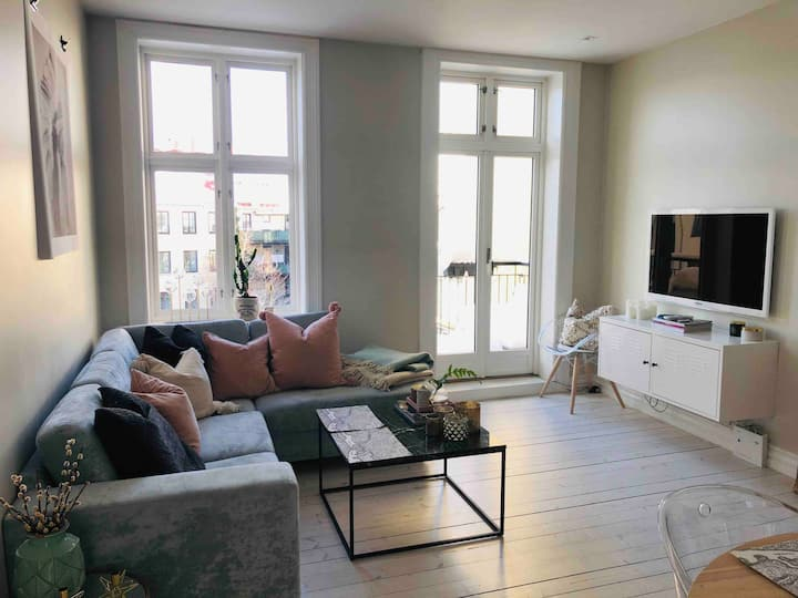 Central in the heart of Oslo, Frogner