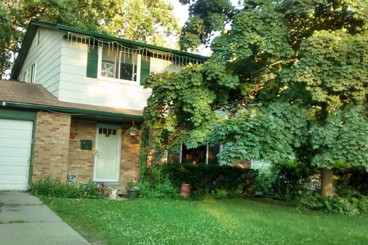 Ann Arbor home near downtown