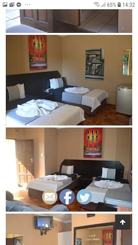 Ibb guesthouse pinetown