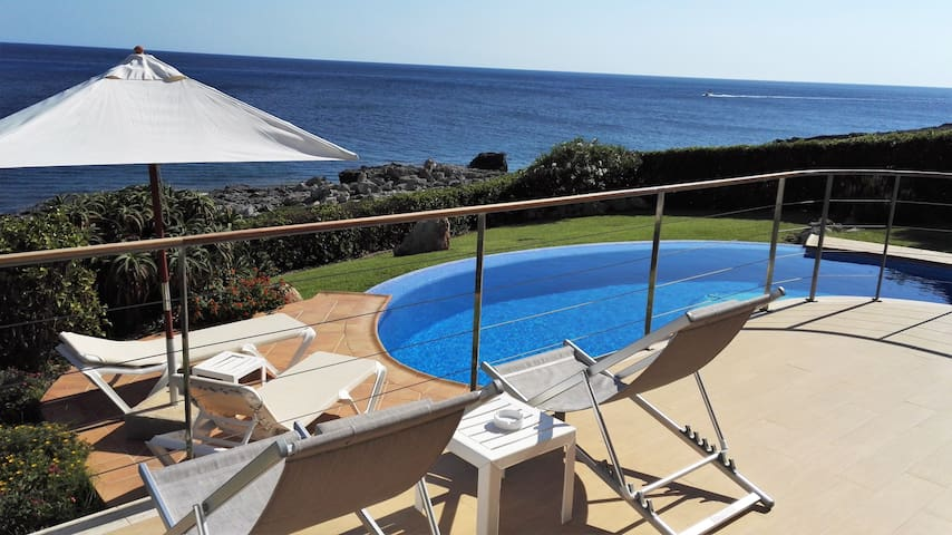 "Camera ""Luna"" in villa with swimming pool - Punta Prima - Bed & Breakfast"