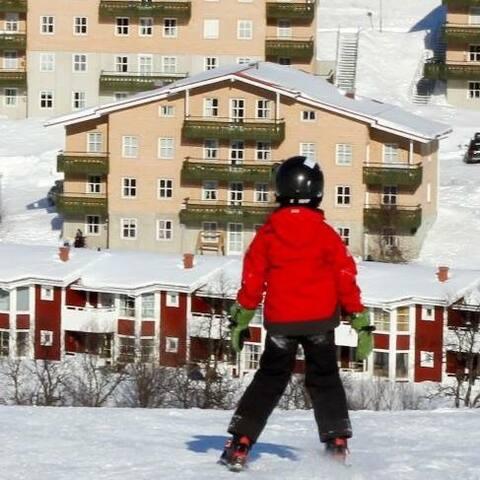 Liftnära boende i Tänndalen - Tänndalen  - Apartment
