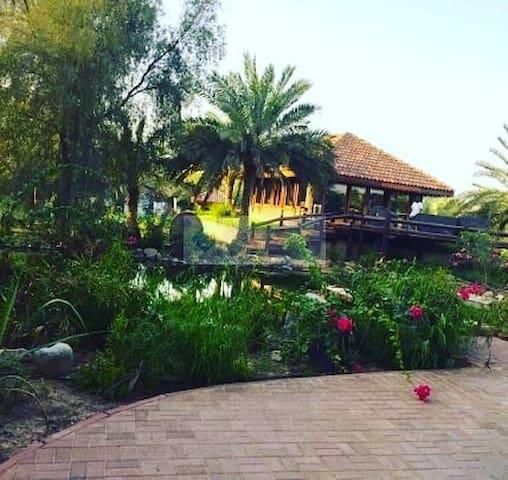 Dubai Farm Getaway