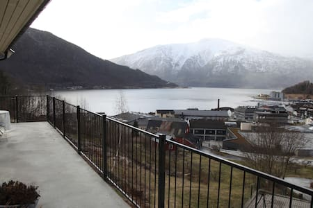 Cosy apartment - sentral Sogndal