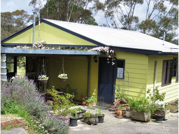 Daffodil Cottage home, walk to town