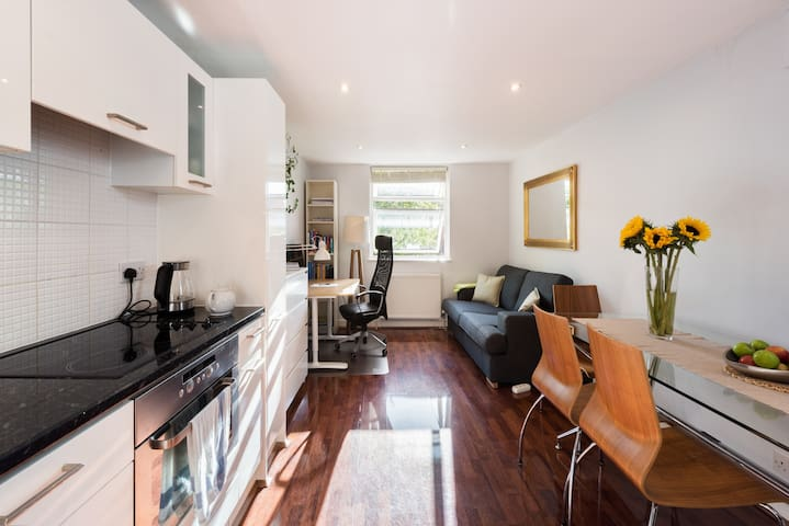 Modern one bedroom flat close to Fulham Broadway