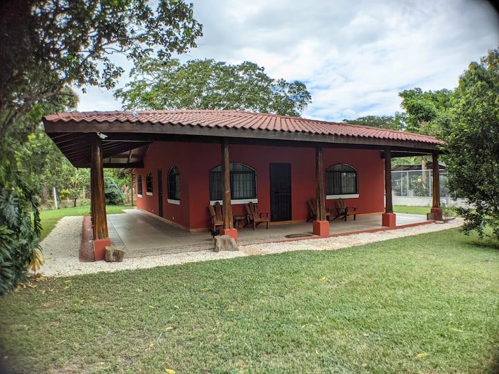 Casa El Congal, Santa Cruz