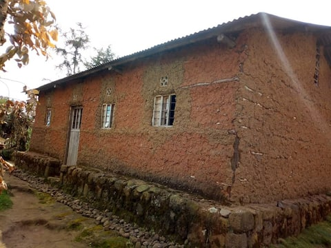 Stay with a Rwandan family in a village