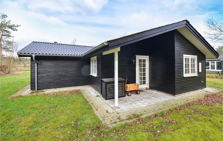 Holiday cottage with 3 bedrooms on 95m² in Ebeltoft