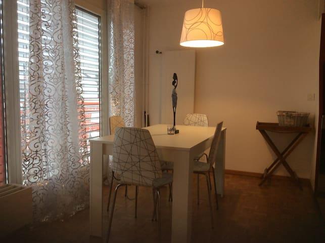 Confort, détente, autour de Geneve - Dardagny - Lejlighed