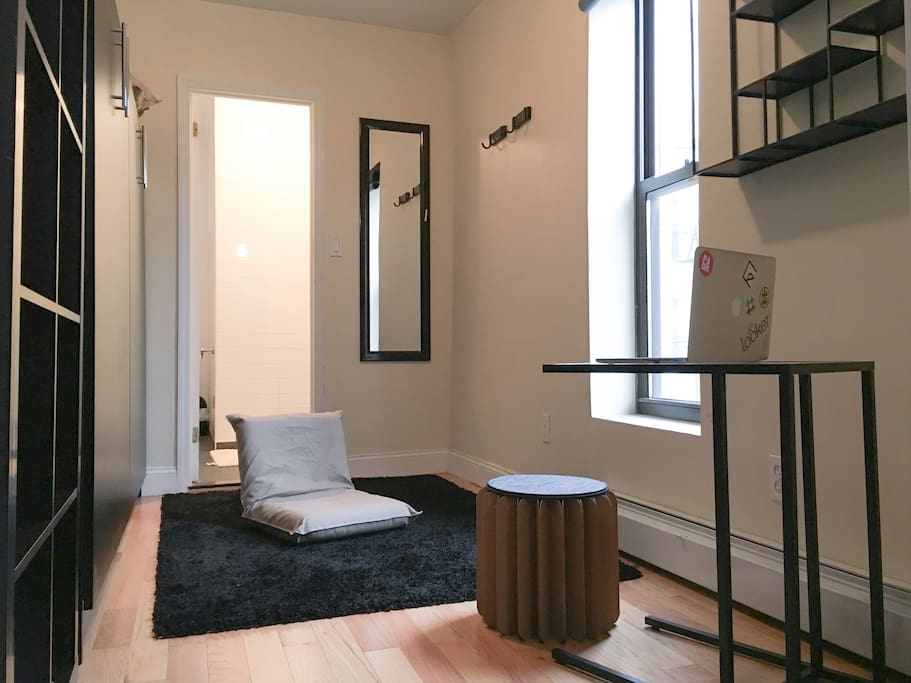 Awesome nyc room w priv bathroom apartments for rent for Rooms for rent in nyc with private bathroom