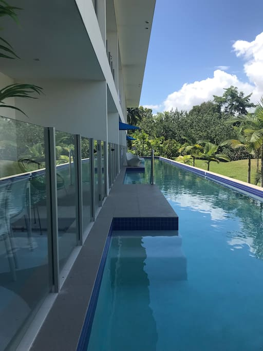 Your Swim out apartment