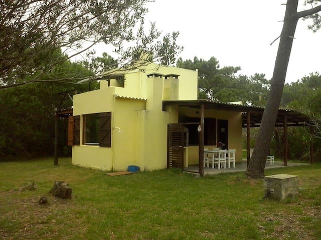 Casa - Oceania del Polonio, Uruguai - Oceanía del Polonio - Huis