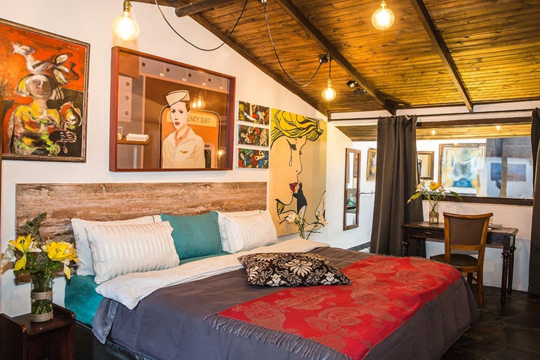 Habitación 2 con una cama King Size