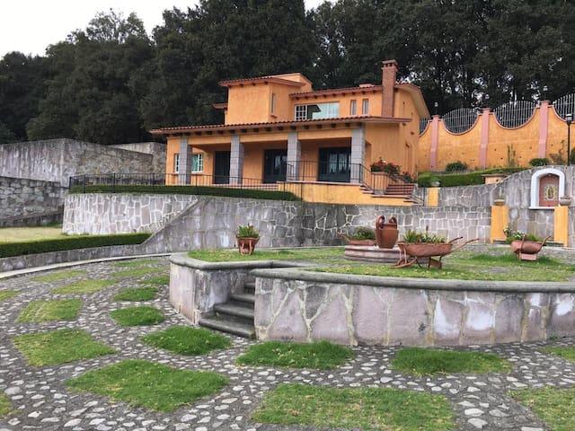 Casa de campo La Ilusión