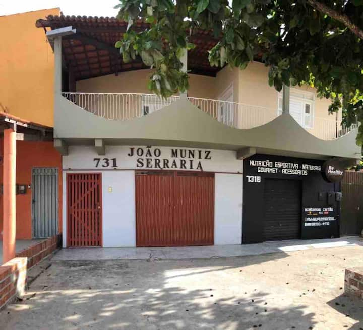 Apartamento mobiliado próximo a Jericoacoara