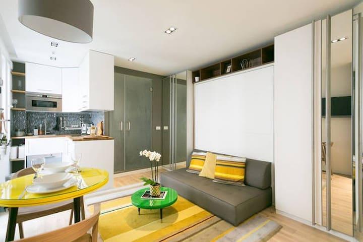Comfortable Boutique Flat - Paris 14