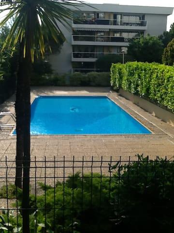 Joli studio au calme dans le quartier de Cimiez - Nice - Apartamento