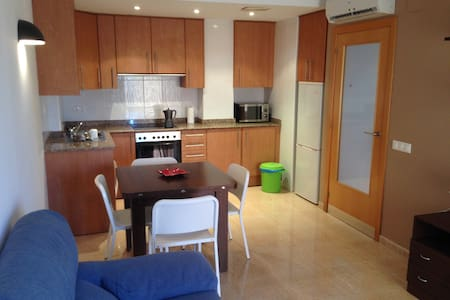 My apartment in the heart of the Ebro River Delta. - Apartment