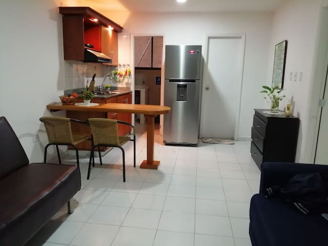 Confortable Apartamento Playa Rodadero Santa Marta